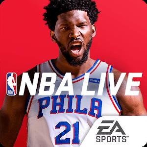 دانلود NBA LIVE Mobile 4.2.30 – بازی بسکتبال جدید اندروید