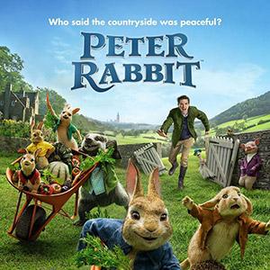 دانلود انیمیشن Peter Rabbit 2018 + زیرنویس فارسی