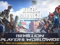 دانلود RULES OF SURVIVAL v1.367158.386442 بازی قوانین بقا برای اندروید