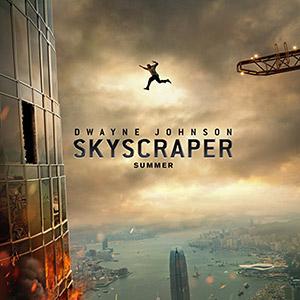 دانلود فیلم Skyscraper 2018 با لینک مستقیم + زیرنویس فارسی