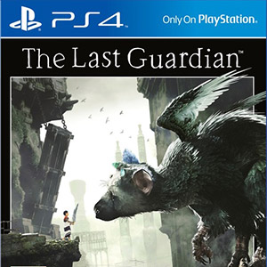 The Hacked Version Of The Last Guardian For PS4