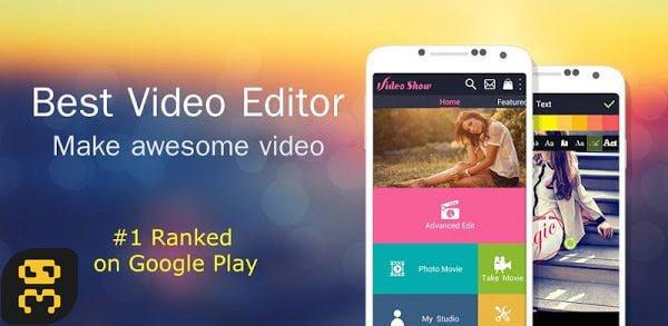 دانلود VideoShow Pro: Video Editor v8.4.5 - ویرایشگر ویدئو در اندروید