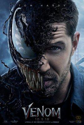 دانلود رایگان فیلم Venom 2018 + زیرنویس فارسی