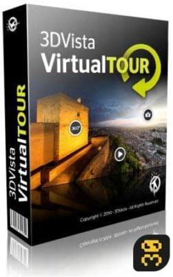 دانلود 3DVista Virtual Tour Suite 2019.0.2 - ساخت تور مجازی