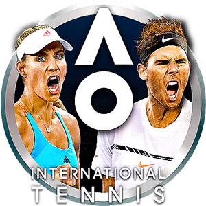 دانلود بازی کامپیوتر AO International Tennis 2018 + کرک + آپدیت