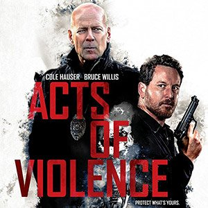 Act Of Violence 2018 + Subtitle Persian