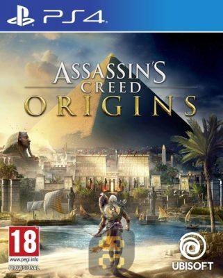 دانلود نسخه هک شده بازی Assassins Creed Origins برای PS4