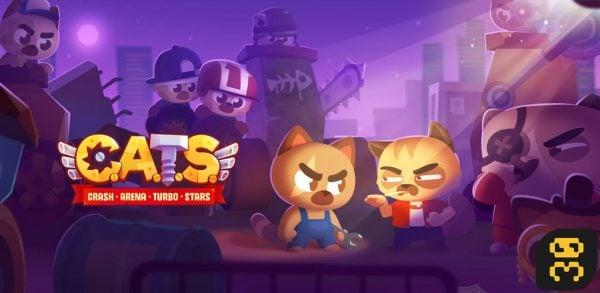 دانلود CATS: Crash Arena Turbo Stars v2.24.1 بازی جنگ روبات های اندروید