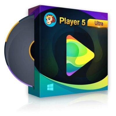 دانلود DVDFab Player Ultra 5.0.2.8 - مدیا پلیر قدرتمند
