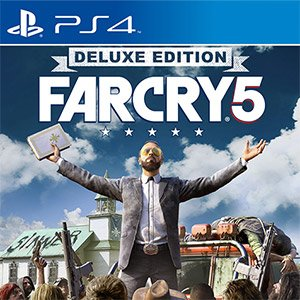 Far Cry 5 For The PS4 + Hacked Version