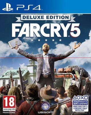 دانلود بازی Far Cry 5 برای PS4 + نسخه هک شده