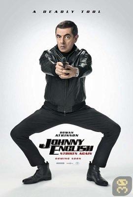 دانلود فیلم Johnny English Strikes Again 2018 + زیرنویس فارسی + 4K
