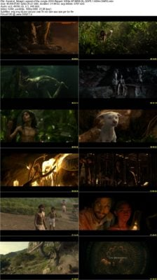 دانلود فیلم Mowgli 2018 با لینک مستقیم + زیرنویس فارسی