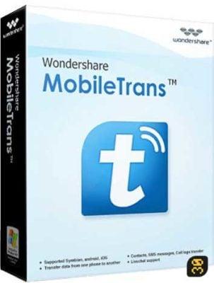 دانلود Wondershare MobileTrans 8.1.0.640 - انتقال فایل بین موبایل و کامپیوتر