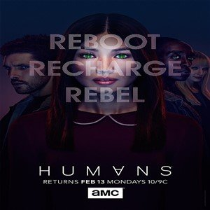 Humans 2018 Series + Persian Subtitles
