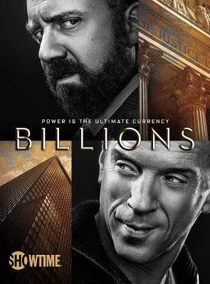 دانلود سریال Billions 2019 + زیرنویس فارسی