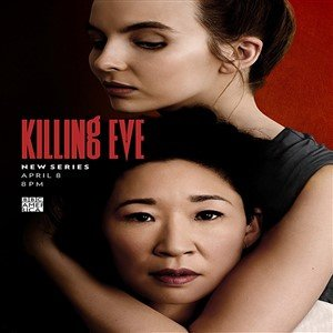 Killing Eve 2018 + Persian Subtitles