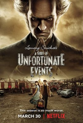 دانلود سریال A Series of Unfortunate Events 2017 + زیرنویس فارسی