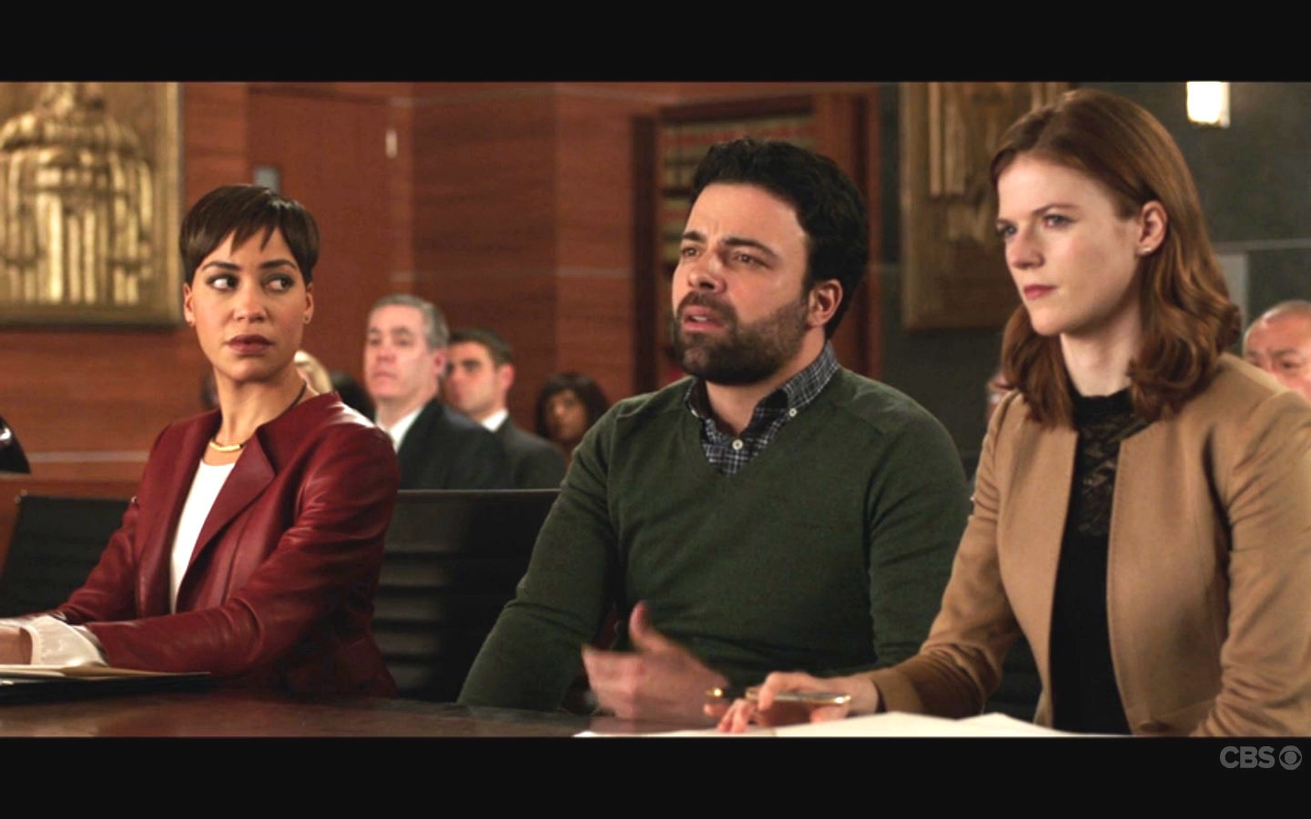 The Good Fight 2019 + Persian Subtitles 2019-04-19