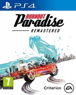 دانلود نسخه هک شده بازی Burnout Paradise Remastered برای PS4