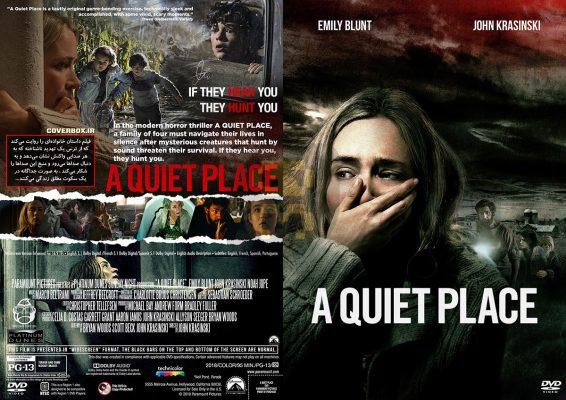 دانلود فیلم A Quiet Place 2018 + زیرنویس فارسی + 4K