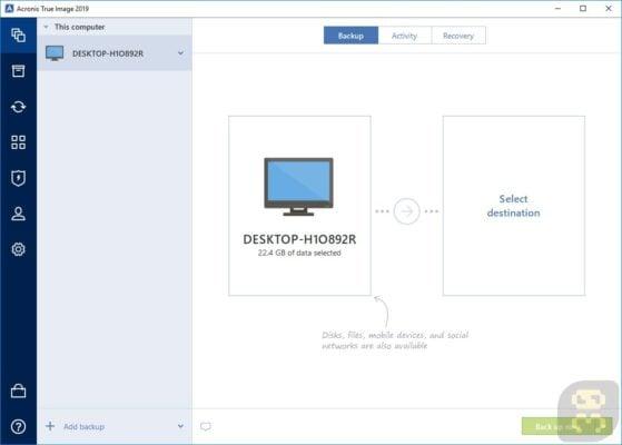 دانلود Acronis True Image 2021 Build 30480 - پشتیبان گیری حرفه ایی