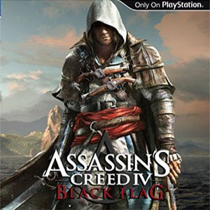Hacked Version Assassin's Creed IV: Black Flag For PS4
