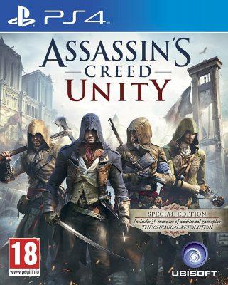 دانلود نسخه هک شده بازی Assassin's Creed Unity برای PS4
