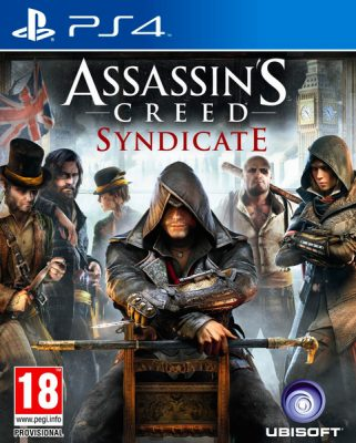 دانلود نسخه هک شده بازی Assassins Creed Syndicate برای PS4