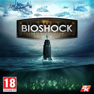 The Hacked Version Of The Bioshock The Collection For PS4