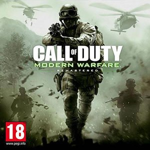 Hacked Version Call Of Duty Modern Warfare Remastered For PS4