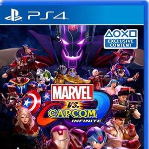 دانلود نسخه هک شده بازی Marvel vs. Capcom: Infinite برای PS4