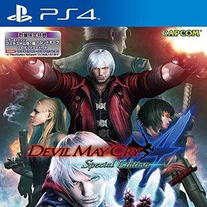 دانلود نسخه هک شده بازی Devil May Cry 4 برای PS4