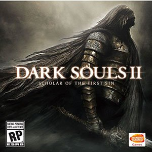 The Hacked Version Of The Dark Souls II The Scholar Of The First Sin For PS4