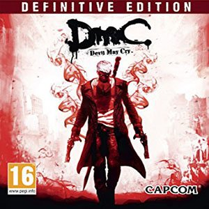 Hacked Version Devil May Cry: Definitive Edition For PS4