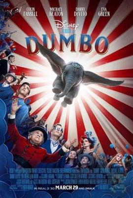 دانلود فیلم Dumbo 2019 با زیرنویس فارسی