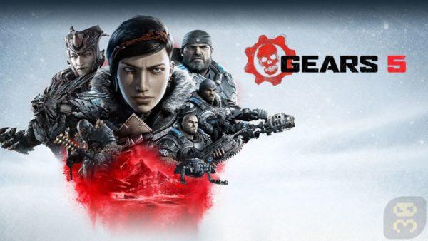 دانلود بازی Gears 5 برای کامپیوتر + آپدیت