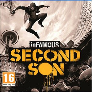 Hacked Version Of Infamous Second Son Game For PS4
