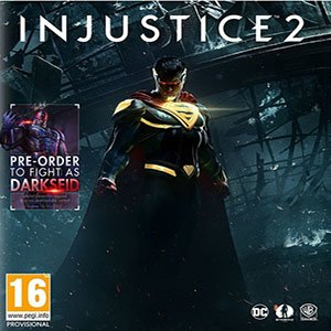The Hacked Version Of Injustice 2 For PS4