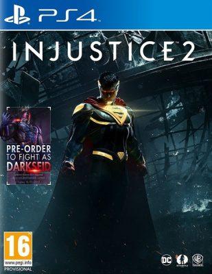 دانلود نسخه هک شده بازی Injustice 2 برای PS4