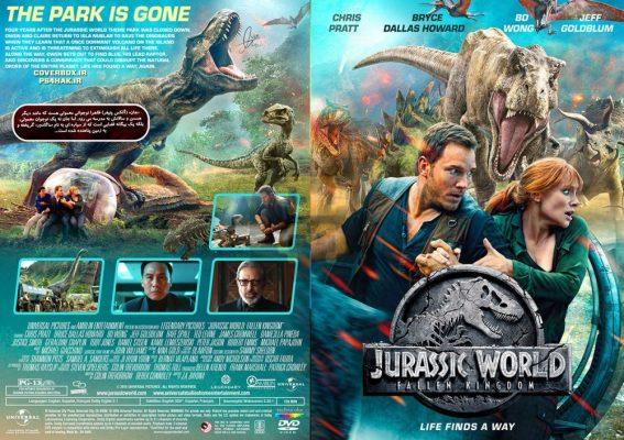 دانلود فیلم Jurassic World Fallen Kingdom 2018 با لینک مستقیم + زیرنویس فارسی
