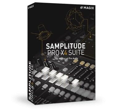 دانلود MAGIX Samplitude Pro X4 Suite 15.1.1.236 - ادیت و مسترینگ موسیقی