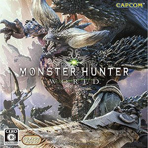 Hacked Edition Monster Hunter World For PS4