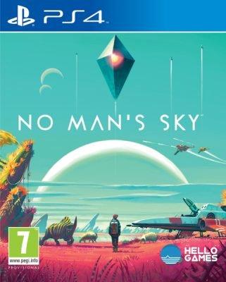 دانلود نسخه هک شده بازی No Mans Sky v2.14 برای PS4