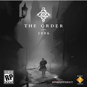 The Hacked Version Of The Order: 1886 For The PS4
