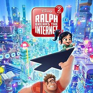 دانلود انیمیشن Ralph Breaks the Internet – Wreck-It Ralph 2 + زیرنویس فارسی