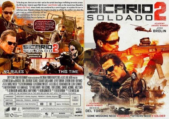 دانلود فیلم Sicario 2 Soldado 2018 با لینک مستقیم + زیرنویس فارسی + 4K