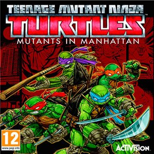 دانلود نسخه هک شده بازی Teenage Mutant Ninja Turtles Mutants in Manhattan برای PS4