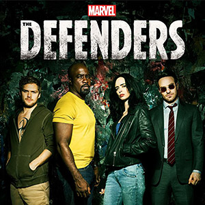 The Defenders 2017 + Subtitle Persian