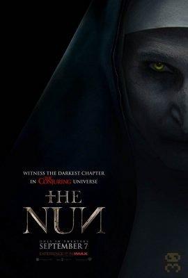 دانلود فیلم The Nun 2018 + زیرنویس فارسی + 4K